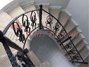 Ferforje İç Merdivenler